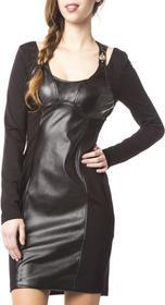 Versace Jeans Jeans Sukienka Czarny XXS (39713)