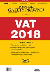 VAT 2018 Podatki Część 2 / wysyłka w 24h