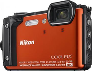 NikonCOOLPIX W300 pomarańczowy