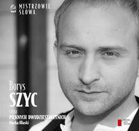 Agora Piękni Dwudziestoletni - Borys Szyc - ksiażka audio na CD(foramt mp3) - Marek Hłasko