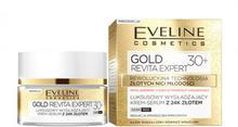 Eveline GOLD REVITA EXPERT Krem 30+