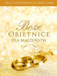 Koinonia Boże obietnice dla małżeństw - Jack Countryman, Gibbs Terri