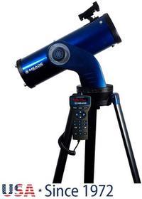 Meade Teleskop zwierciadlany StarNavigator NG 114 mm