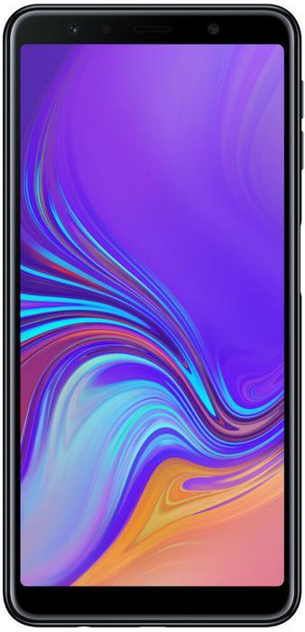 Samsung Galaxy A7 2018 64GB Dual Sim Czarny