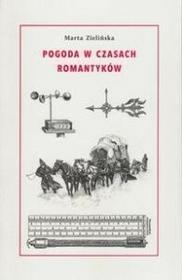 WYDAWNICTWO ARKADY SP.Z O.O. POGODA W CZASACH ROMANTYKÓW