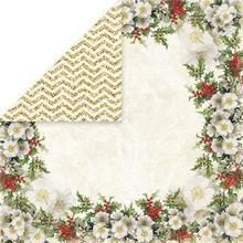 Papier ozdobny 30,5x30,5 White Christmas - 01