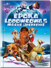 Epoka lodowcowa 5 Mocne uderzenie booklet DVD)