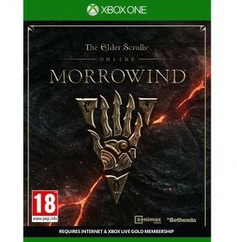 Bethesda Gra The Elder Scrolls Online Morrowind XOne 5055856414148