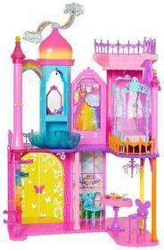 Mattel Barbie, Dreamtopia, domek dla lalek Tęczowy Pałac