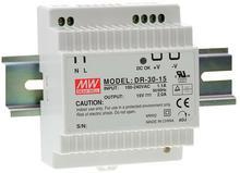 Mean Well Zasilacz LED DR 30W 24V/DC DR-30-24