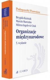 Kuźniak Brygida, Ingelević-Citak Milena, Marcinko  Organizacje międzynarodowe - mamy na stanie, wyślemy natychmiast