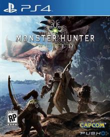 Monster Hunter World Edycja Kolekcjonerska PS4