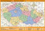 Opinie o neuveden Mapa České republiky - zeměpisná a politicko-správní neuveden