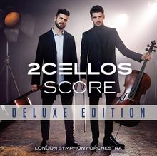 Score Deluxe Edition) CD+DVD) 2Cellos