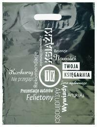 Torba foliowa Twoja Księgarnia 30x40 cm Azymut