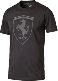 Puma Ferrari Big Shield Tee Moonless Night S