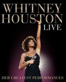 Whitney Houston Live Her Greatest Performances CD Whitney Houston
