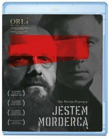 Jestem mordercą Blu-Ray) Maciej Pieprzyca