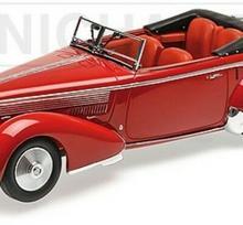 Minichamps Lancia Astura Tipo 233 Corto 1936 red