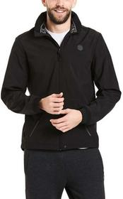 Bench Softshelll Jacket Black Beauty BK11179) rozmiar M