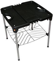BaByliss Pro-iroda o Dock Lite składany BBQ stołu, czarny ODOCKLITE