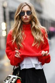 Damski sweter AQUILINA 005015-7