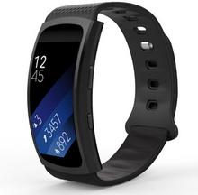 TECH-PROTECT SMOOTH SAMSUNG GEAR FIT/FIT 2 PRO BLACK