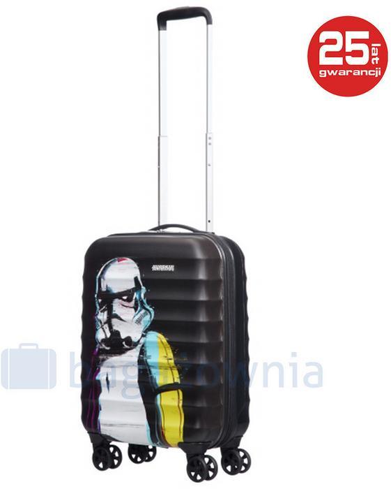 36017b02be255 Samsonite AT by Mała walizka kabinowa AT Palm Valley Star Wars - Ceny i  opinie na Skapiec.pl