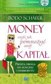 Schafer Bodo MONEY czyli jak pomnożyć swój kapitał MP3 / wysyłka w 24h