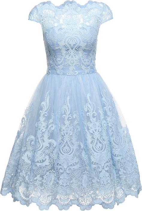 Chi Chi London Sukienka koktajlowa 'RHIANNON DRESS' CIL0011001002000
