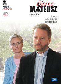 Ojciec Mateusz Seria 14 4 DVD) Płyta DVD)