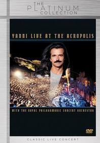 Live At The Acropolis DVD) Yanni