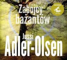 Zabójcy bażantów audiobook CD) Jussi Adler-Olsen