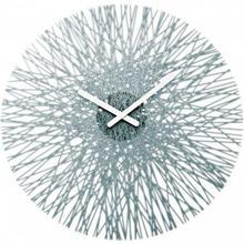 Koziol Zegar Ścienny Silk antracytowy k2328540