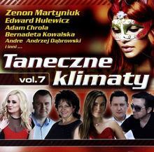 Wydawnictwo Folk Taneczne klimaty vol. 7 CD