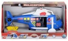 Dickie Zabawka Helikopter na baterie Niebieski