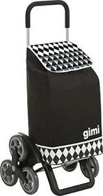 Gimi Tris Optical wózek na zakupy, czarny Tris Optical