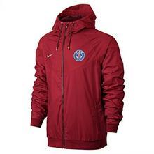 Nike kurtka klubowa męska, Paris Saint Germain (PSG), czerwony, XXL 810301-657_2XL