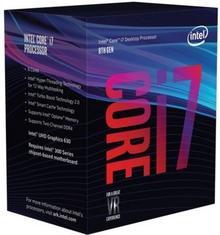 Intel Core i7 8700 3,2 GHz