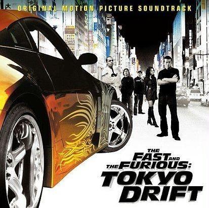 The Fast And The Furious 3 Tokyo Drift Szybcy I Wściekli 3 Tokio Drift CD) Universal Music Group