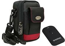 Aktions-Set Zdjęcie torba na aparat Red Rock Plus zestaw z pilotem zdalnego sterowania na podczerwień do aparatu Nikon Coolpix S7000P330P340S3600S5300S6600A300S800S S8000 440611 + 15800