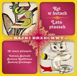 Polskie Nagrania Bajki Brzechwy Kot w butach & Lata ptaszek CD) Zygmunt Apostoł Tomasz Bartosik Rudo