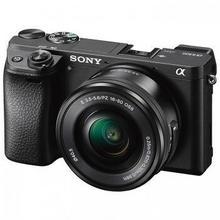 Sony A6300 + 16-50 mm czarny