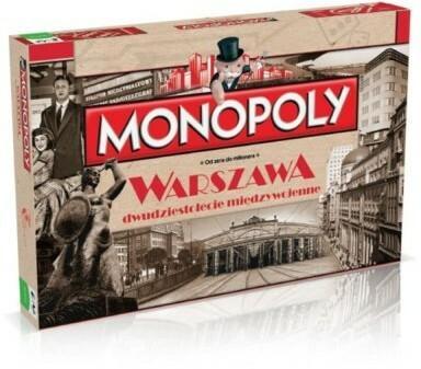Hasbro Warszawa Dwudziestolecie międzywojenne  24990