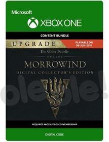 The Elder Scrolls Online Morrowind Collectors Edition Upgrade XONE wersja cyfrowa