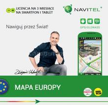 Navitel Navigator Europa mobile 3 miesiące