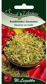 Legutko Rzodkiewka i soczewica