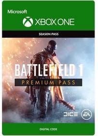 Battlefield 1 premium pass XONE wersja cyfrowa