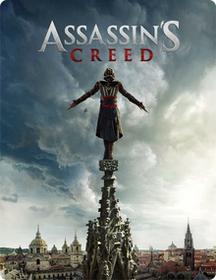Assassins Creed Steelbook) 3D Blu-ray) Justin Kurzel