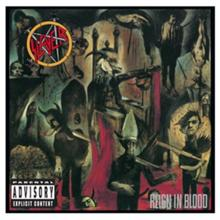 Slayer REIGN IN BLOOD CD Slayer